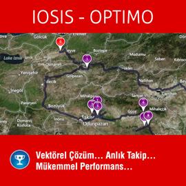 IOSIS-OPTIMO İle Yarıyolda Kalmayacaksınız.